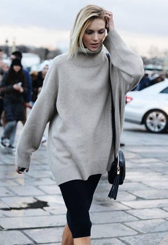 cita-prendas-tendencias-evitar cuello cisne