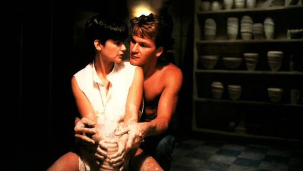 películas romanticas ghost