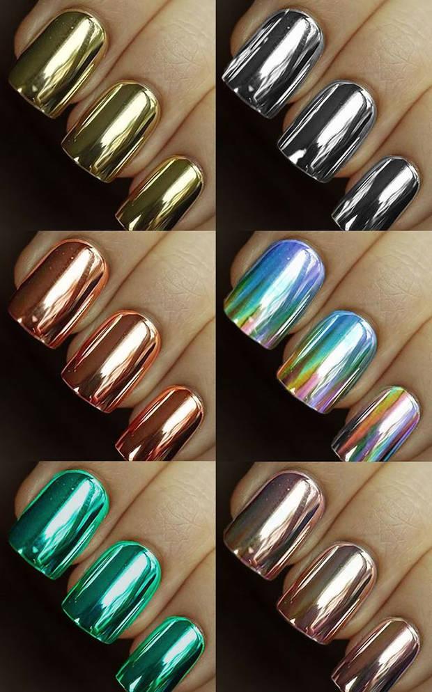 Mirror Nails foto4