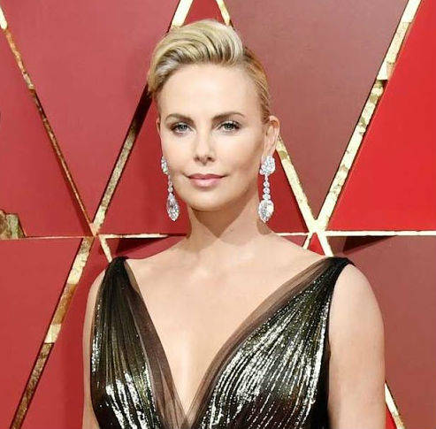 oscars beauty charlize