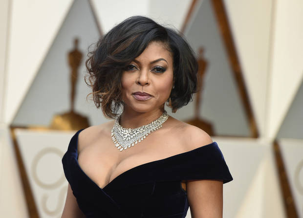 oscars beauty taraji