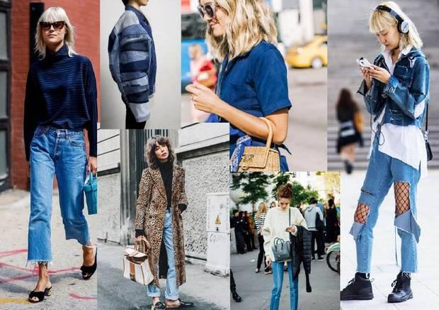 skinny jean street style