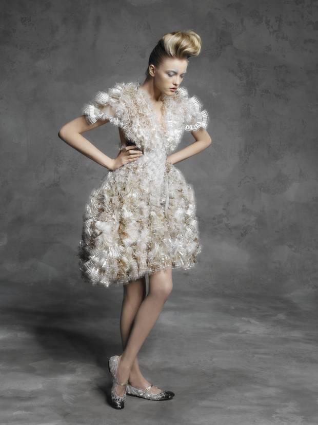 modelo chanel bailarinas