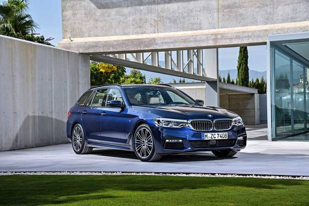 coches bmw serie 5