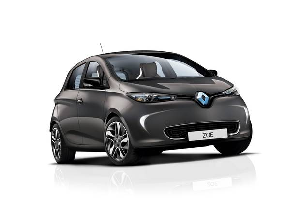 coches renault zoe