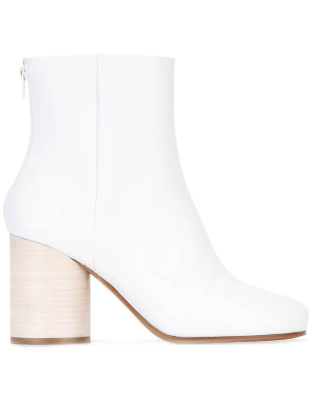 bota blanca