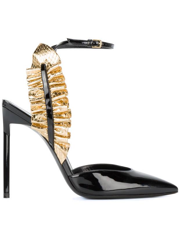 sandalia volantes