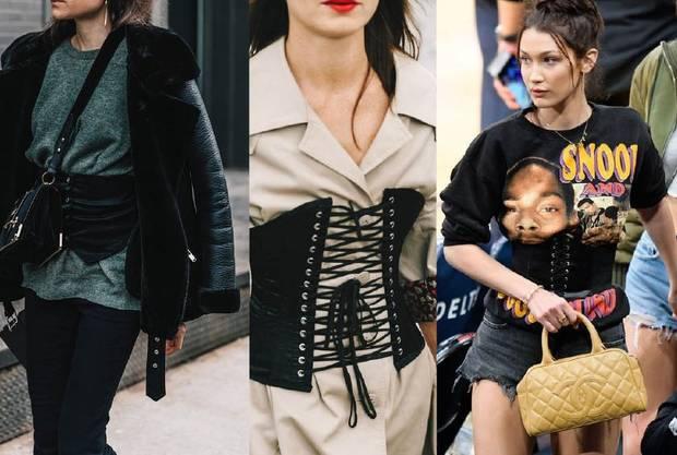 corset streetstyle