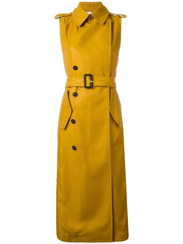chaleco amarillo