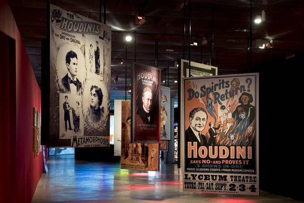 Houdini Espacio Fundacion Telefonica