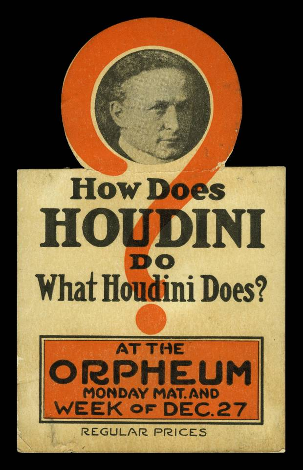 Cartel Houdini 3