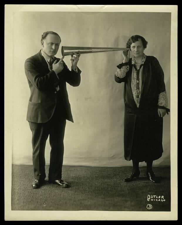 Houdini y medium