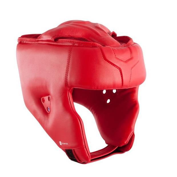 boxeo casco