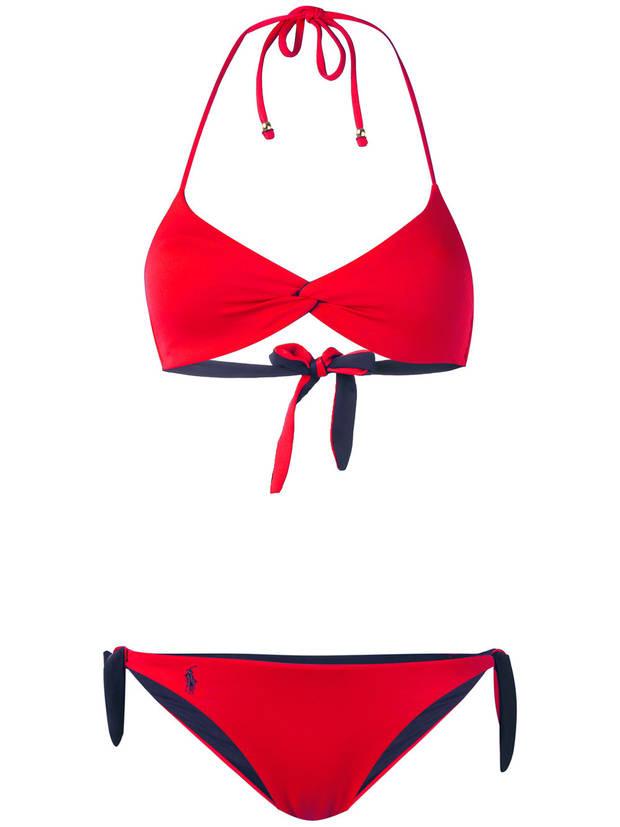 bikini triangulo invertido