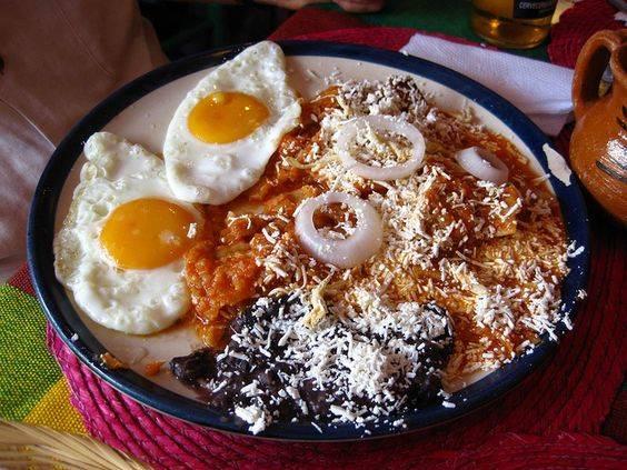 desayuno mexico