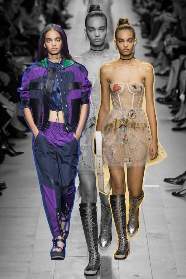 nuevas caras de la moda ellen pasarelas