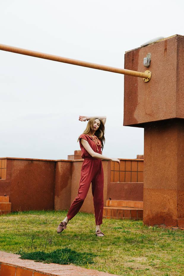 Editorial de Moda WALDEN