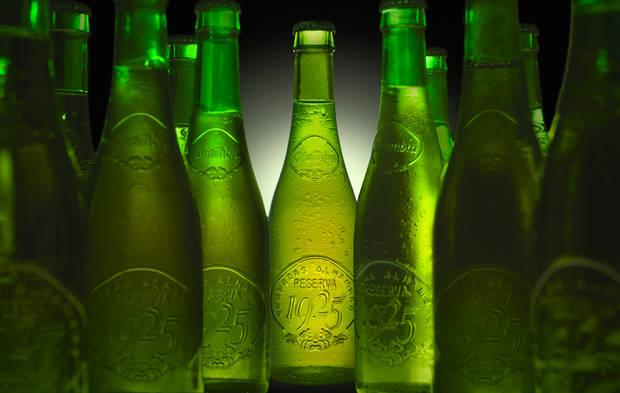 cerveza terraza alhambra