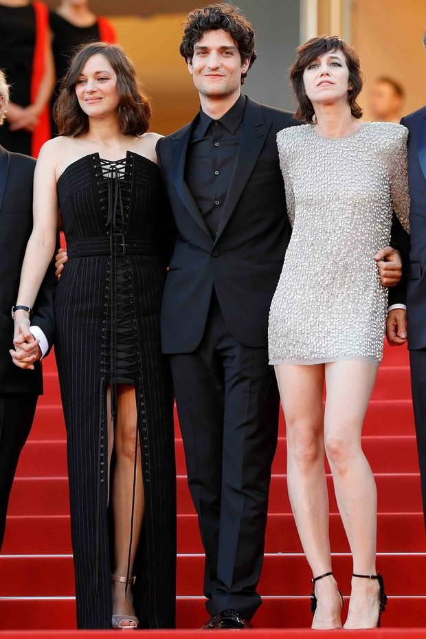 cannes 2017 marion cotillard y charlotte gainsbourg