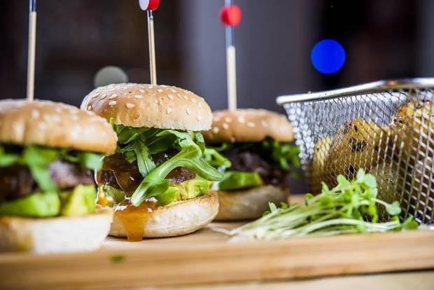 burger bendita locura
