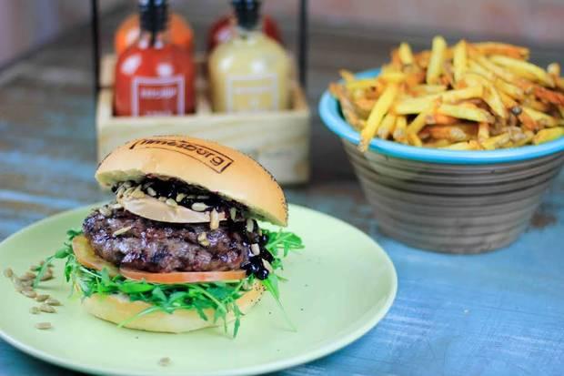 burger timesburg