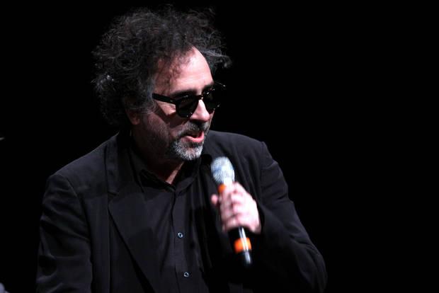 Eduardo Casanova Tim Burton
