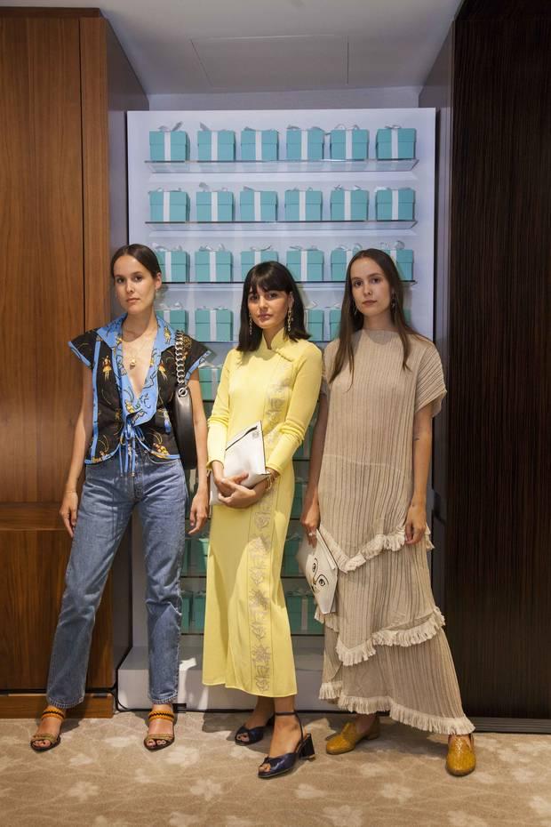 Vanidad Tiffany Maria Bernad Lucia Cuesta y Helena Cuesta