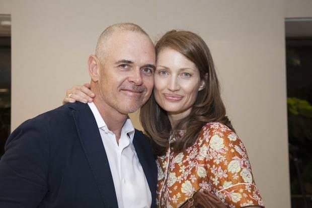 Vanidad Tiffany Olga Liggeri y Emilio Saliquet
