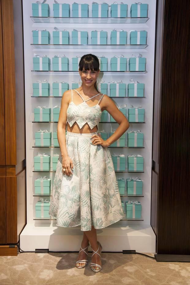 vanidad Tiffany Xenia Tostado