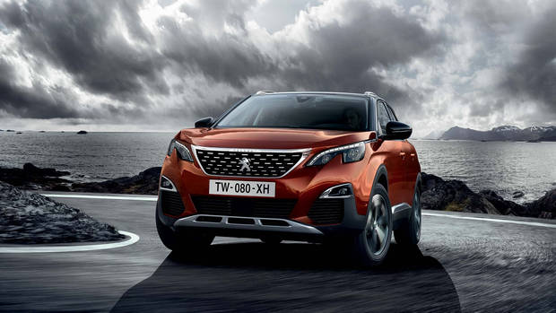 Coches SUV Peugeot 3008 2