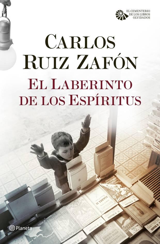 Libros el laberinto de los espiritus
