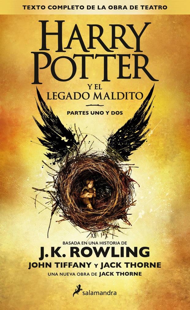 Libros Harry Potter y el legado maldito