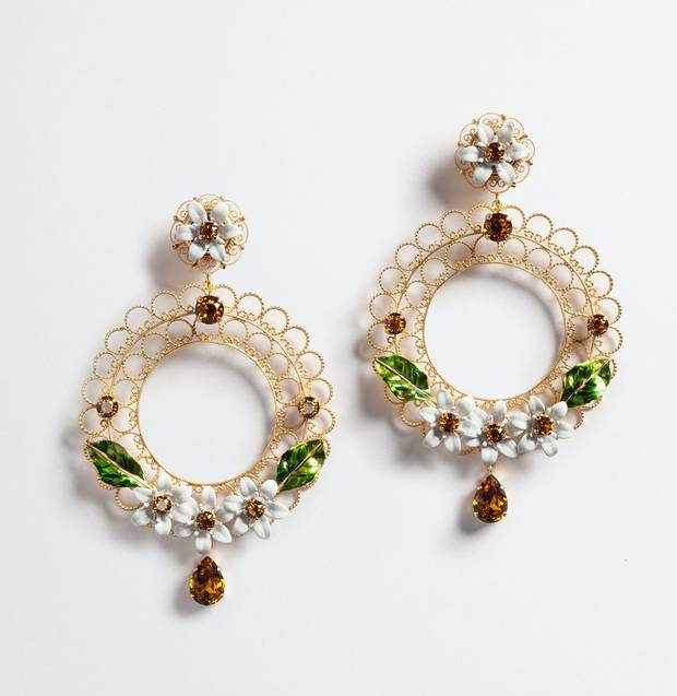 Pendientes Dolce and Gabbana