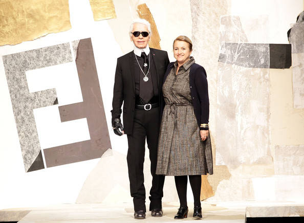 Karl Lagerfeld Fendi