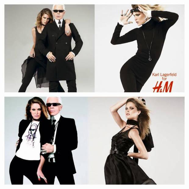 Karl Lagerfeld H&M