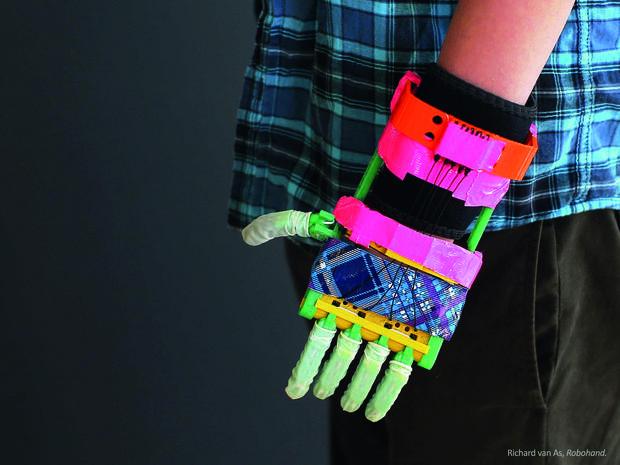 impresion 3D robohand_credito