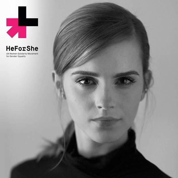 Famosos solidarios Emma Watson