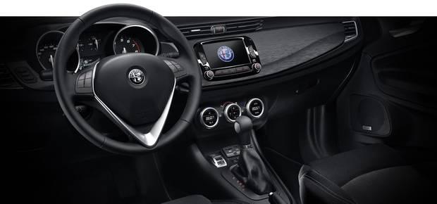 Interior Alfa Romeo Giulietta