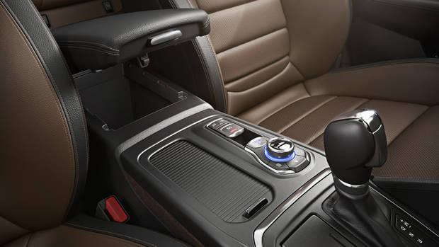 Interior Renault Talisman 02