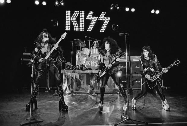 dia mundial del rock kiss