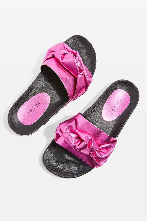 Chanclas Top shop
