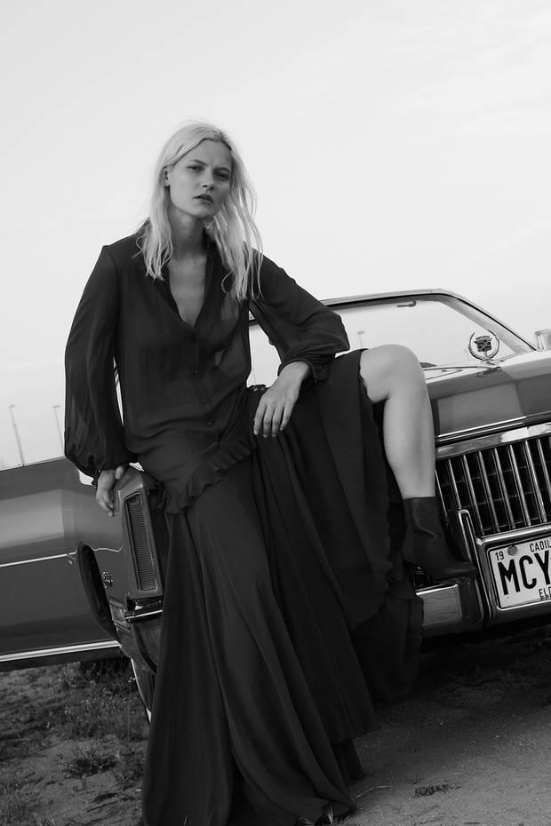 Editorial de Moda JUST A MOMENT 12