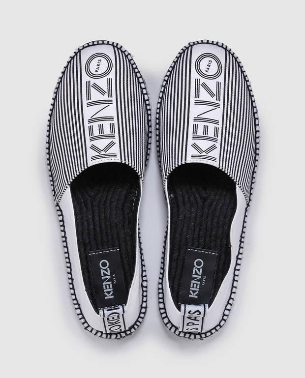 Zapatos alpargatas Kenzo