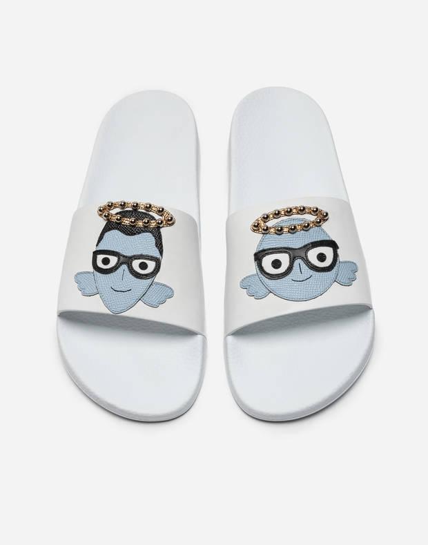 Zapatos chanclas Dolce and Gabbana 02