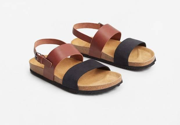 Zapatos sandalias Mango