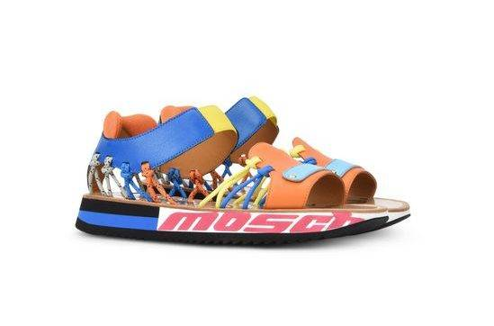 Zapatos sandalias Moschino