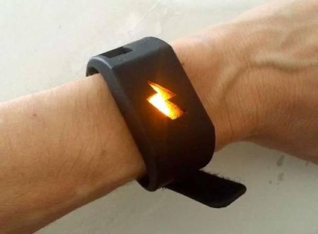 Gadgets pulsera