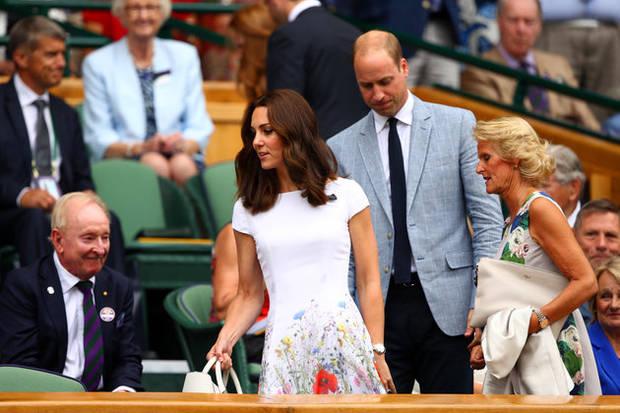 Royals Duques de Cambridge