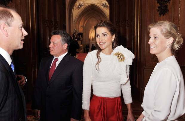 Royals Rania