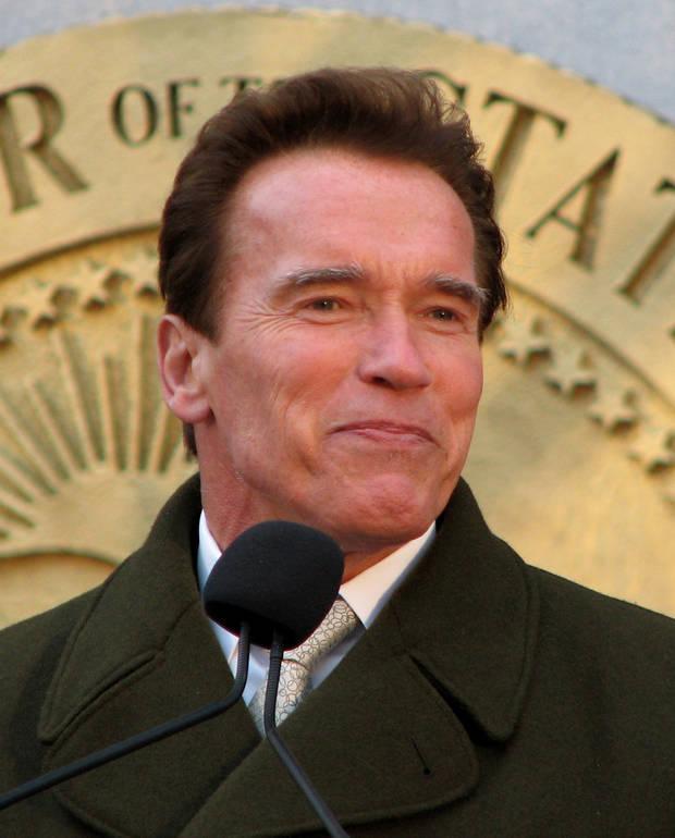 caitlyn Arnold Schwarzenegger Speech